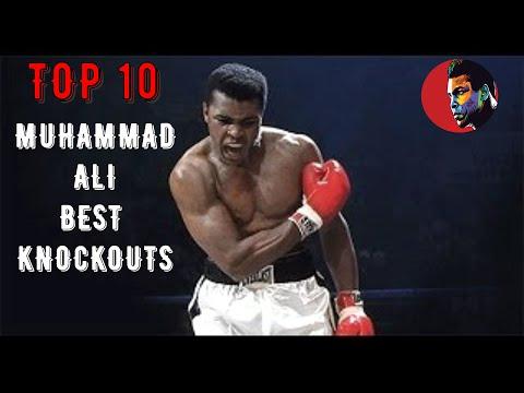 Los videos más fabulosos de Muhammad Ali