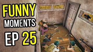 PUBG: Funny Moments Ep. 25