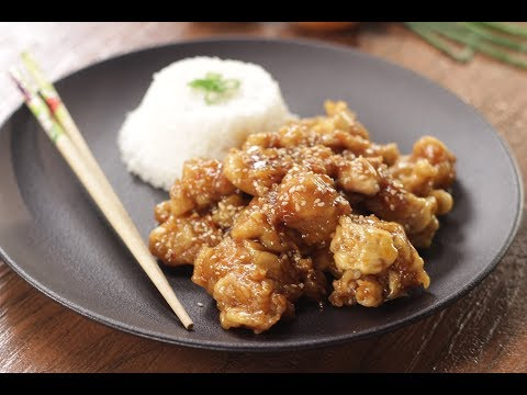 Orange Chicken | Sanjeev Kapoor Khazana