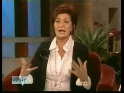 Sharon Osbourne on Sarah Palin Video