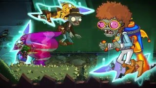 Plants vs. Zombies 2 Modern Day Part 1 Trailer