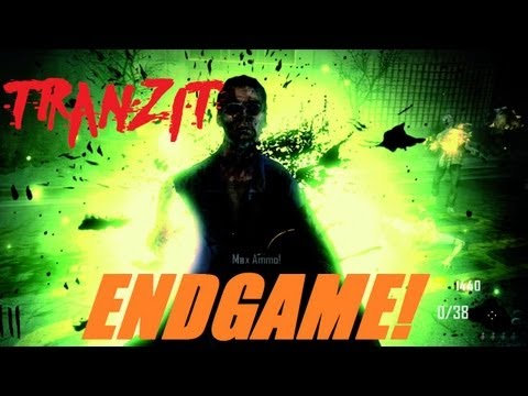 TranZit Zombies: Alternative Endgame Confirmed!