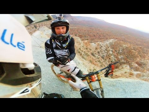 GoPro: Roshambo - Red Bull Rampage 2012