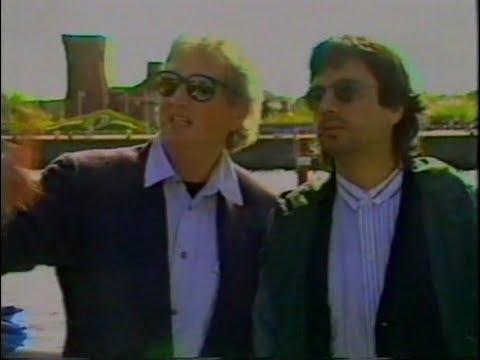 JEAN MICHEL JARRE - The London Programme 1988