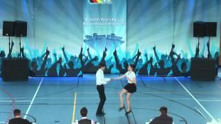 Patricia Von Maffey & Tobias Mayer - Hupfadn Turnier 2015