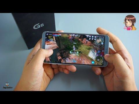 รีวิว LG G6 งดงามล้ำค่าเป็นอย่างมาก By StepGeek Season 6