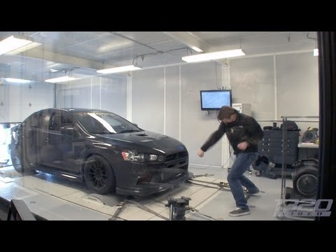 New Evo X WORLD RECORD - 3Dx 900hp Evo