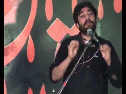 Muharam 2014 Par Khas Majlis   Zakir Waseem Abbas Baloch video