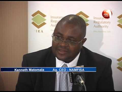 Insurance Regulatory Authority signs MoU with Namibia