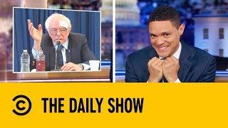 Bernie Sanders' Shower Slip | The Daily Show with Trevor Noah