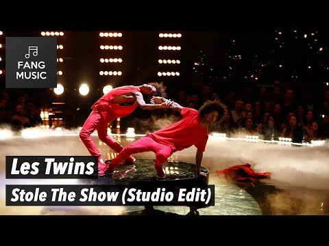Les Twins - Stole The Show (Studio Edit - No Audience)