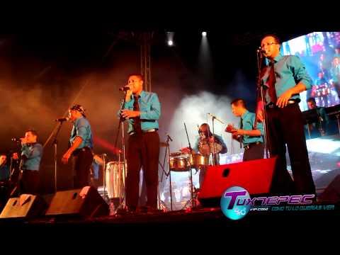 Sonora Carruceles En Tierra Blanca Salsa Tour 2014 TuxtepecVIP.COM - Como Tu Lo Querias Ver