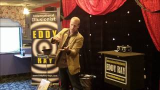 PA's Busiest Magician Eddy Ray at the Heidelberg Restaurant