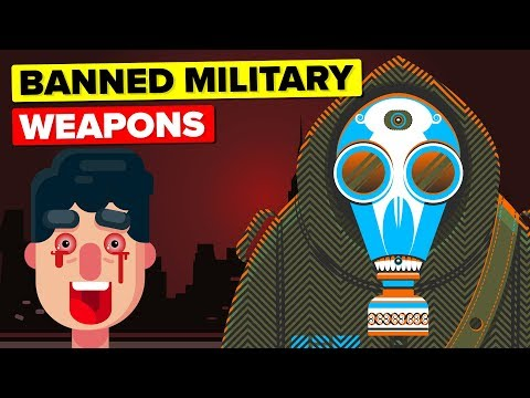 Weapons Even The Military Made Illegal