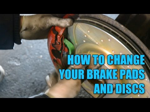 DIY Brake Replacement w/ EBC Brakes | Mazda 3 | Chasing Status | S03E02