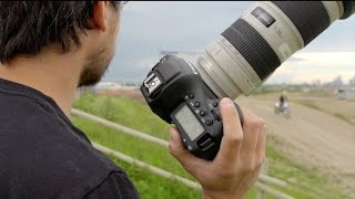 Canon 1DX Mark II Hands-On Field Test (vs. Nikon D5)