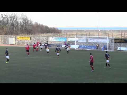 Mullen's powerful strike rescues Fifers against Clyde