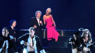 Christina Aguilera & Tony Bennett - Steppin Out With My Baby