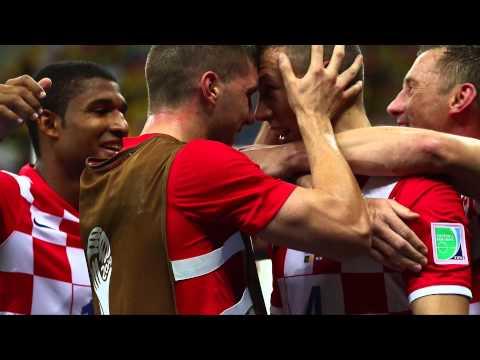 Mario Mandzukic & Co. zähmen Volker Finkes Elf | Kamerun - Kroatien 0:4 | FIFA WM 2014 Brasilien