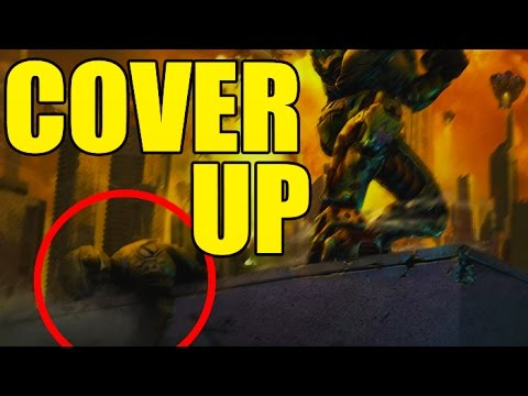 Halo 5: Guardians - New Mombasa Chief Cover Up Revealed