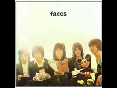 Faces - Flying