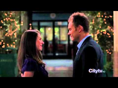 "Community - Jeff&Annie kiss ""Pascal's triangle revisited"""