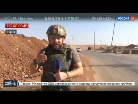 Алеппо (Сирия) ситуация перелома, США бесятся