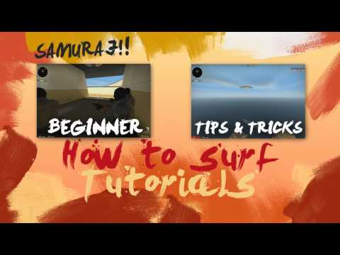 How to surf in CS:GO - Tutorials