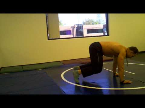 MMA Workout - Full Body Circuit w/ Ground Game Focus (Grappling/jiu jitsu) Image 1