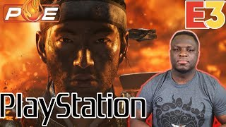 E3 2018 PlayStation Showcase | PE LIVE Reaction