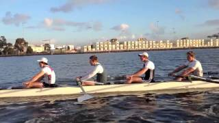 2012 MUBC Men's Boat Race VIII