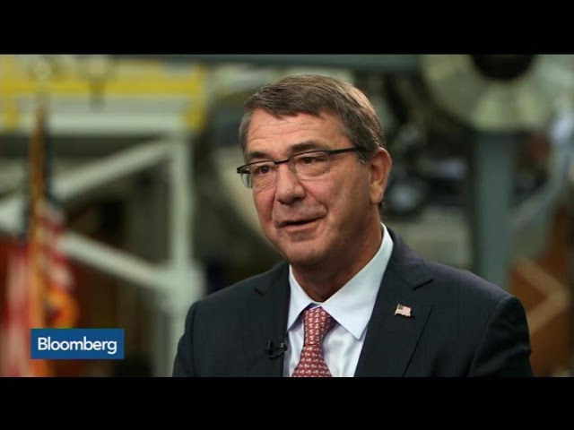 Carter: U.S. Has to Be on Cutting Edge of Cyber Defense