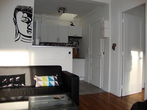 Small Space Apartment | Post Renovation | Paris, France