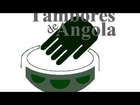 Tambores de Angola = Papo De Domingo