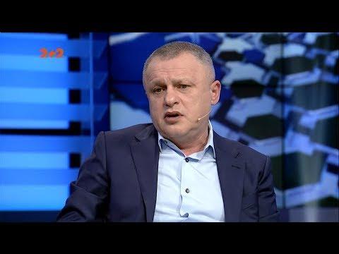 Ігор Суркіс про поразку від Вереса: Команда не відновилася після важкої гри з АЕКом