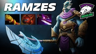 RAMZES666 Phantom Lancer | MC Autumn Brawl | Dota 2 Pro Gameplay