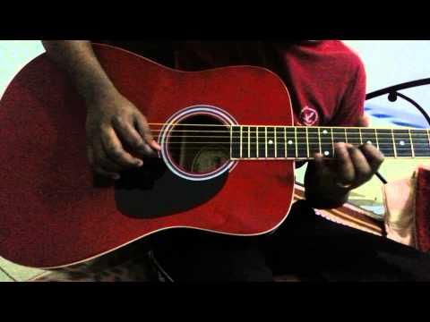 Vaathilil ee Vaathilil in Guitar....