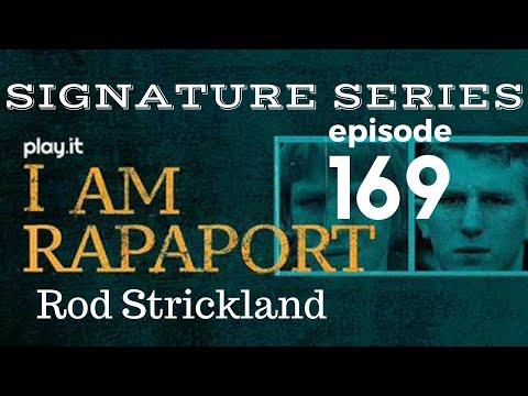 I Am Rapaport Stereo Podcast Episode 169: Rod Strickland