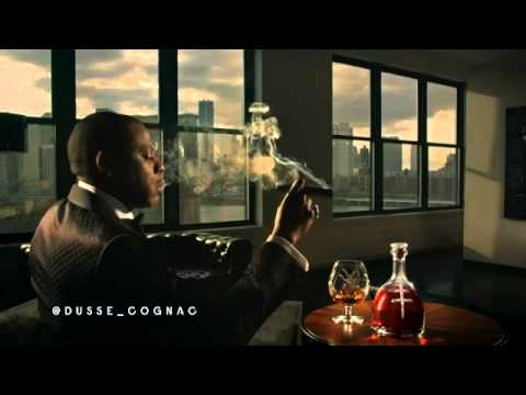 Jay z commercial for his new cognac d 39 usse liquor youtube for Jay z liquor price