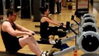 Rowing / Concept 2 Row