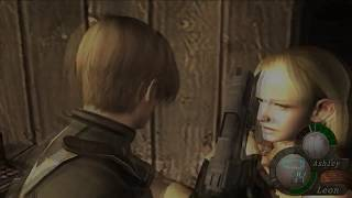 Darksyne VS Resident Evil 4 Part 3 (More Like Resident RAGE)