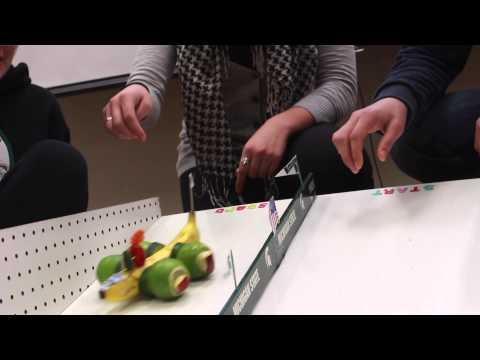 Fruit & Veggie Vehicle Races @ Michigan State University