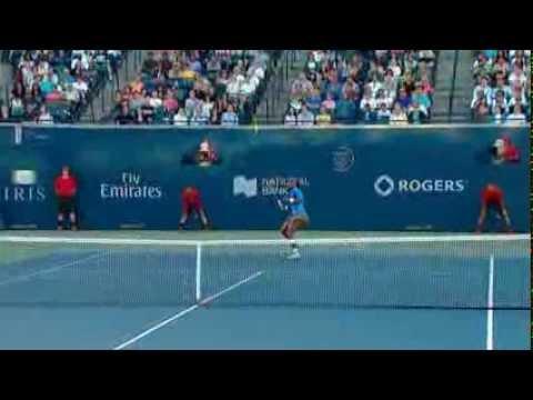 Serena Williams 2013 Rogers Cup SF Hot Shot
