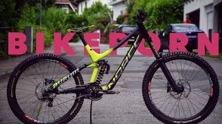 MY NEW DOWNHILL BIKE - NORCO AURUM C7.1 | Luis Gerstner