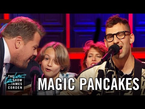 Jack Antonoff Debuts 11-Year-Old's Magic Pancakes Song