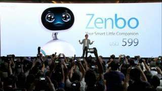 Zenbo Press Event Highlight   ASUS (3m 41s)