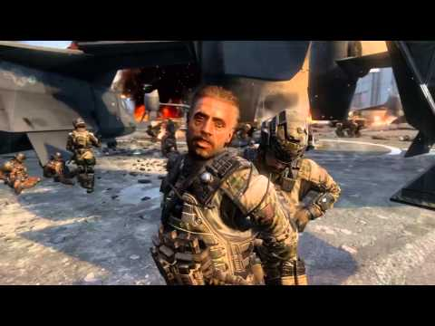 Black Ops 2 :: All Endings in HD!