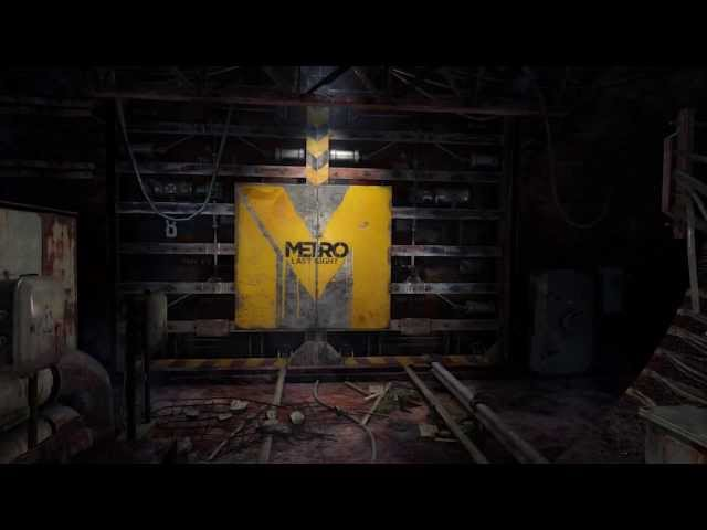 Metro Last Light - Launch Trailer ITA