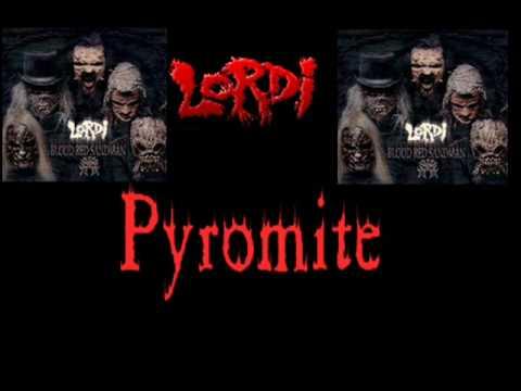 Lordi - Pyromite