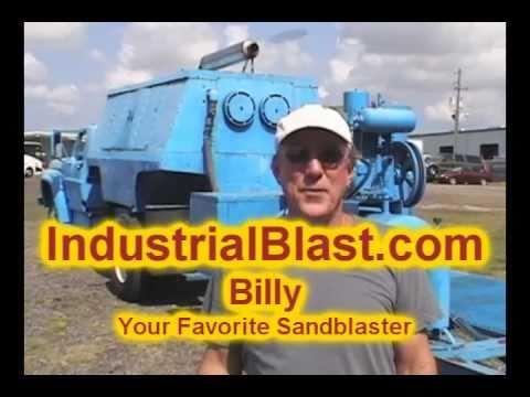 Sandblasting Tampa Sandblasting Pinellas IndustrialBlast.com